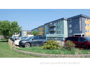 1 Bedroom apartment for rent in Fort McMurray