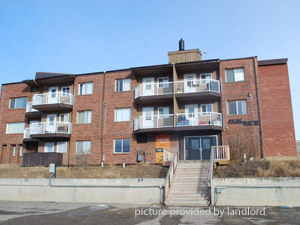 Bachelor apartment for rent in Dawson Creek