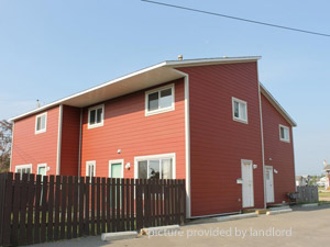 2 Bedroom apartment for rent in Dawson Creek
