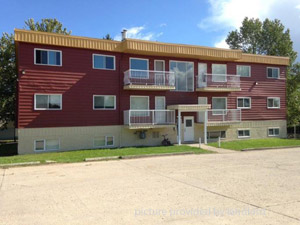2 Bedroom apartment for rent in Fort Nelson