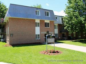 1 Bedroom apartment for rent in LISTOWEL