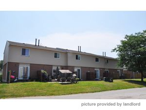 2 Bedroom apartment for rent in WALLACEBURG