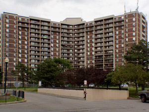 3+ Bedroom apartment for rent in ETOBICOKE