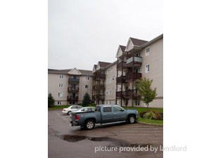 2 Bedroom apartment for rent in Dieppe