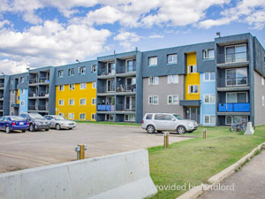2 Bedroom apartment for rent in Fort McMurray