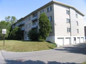 2 Bedroom apartment for rent in Montreal