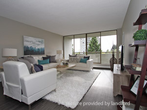2 Bedroom apartment for rent in BURNABY