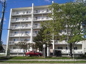 Bachelor apartment for rent in Saint John