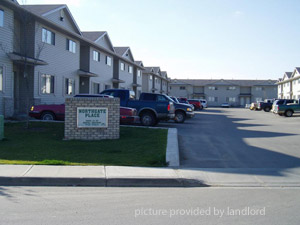 2 Bedroom apartment for rent in Grande Prairie