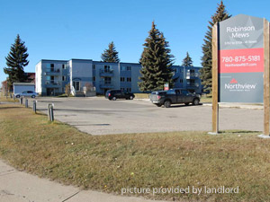 Bachelor apartment for rent in Lloydminster