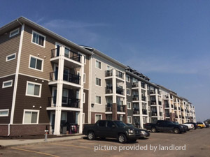 2 Bedroom apartment for rent in Lloydminster