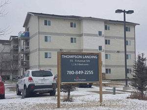 2 Bedroom apartment for rent in Slave Lake