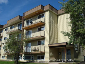 Bachelor apartment for rent in Fort Nelson