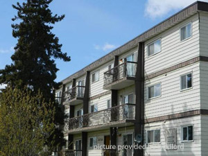 Bachelor apartment for rent in Fort St. John