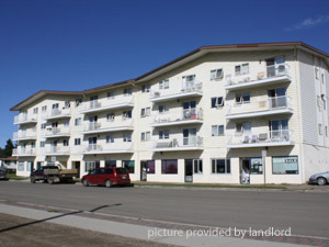 1 Bedroom apartment for rent in Fort St. John