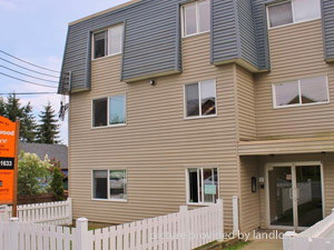 Bachelor apartment for rent in Nanaimo