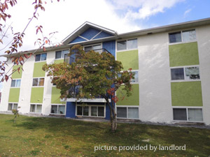 1 Bedroom apartment for rent in Prince George