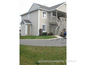 2 Bedroom apartment for rent in Shediac