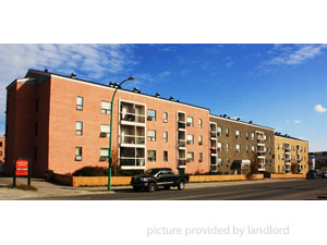 Bachelor apartment for rent in Yellowknife