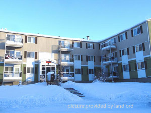 1 Bedroom apartment for rent in Yellowknife