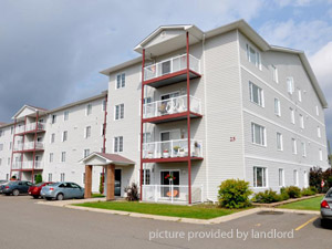 1 Bedroom apartment for rent in Fredericton