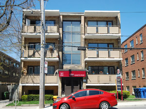 156 Kingston Rd Toronto On 1 Bedroom For Rent