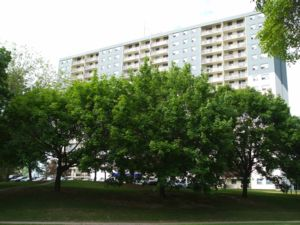 Bachelor apartment for rent in BURLINGTON