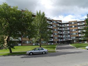 Bachelor apartment for rent in OTTAWA
