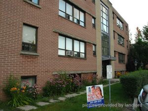 2 Bedroom apartment for rent in DUNDAS