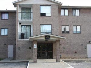 2 Bedroom apartment for rent in St. Catharines