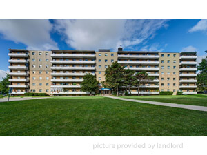 Bachelor apartment for rent in ETOBICOKE