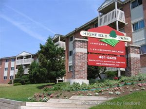 2 Bedroom apartment for rent in DARTMOUTH
